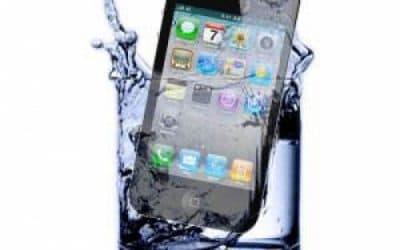 Zalany iPhone co robić?