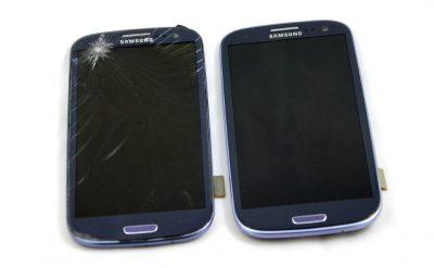 Wymiana szybki Samsung Galaxy s3 s4 s5