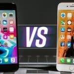 porównanie iphone 7 a 8