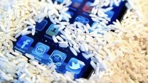 iphone ryż