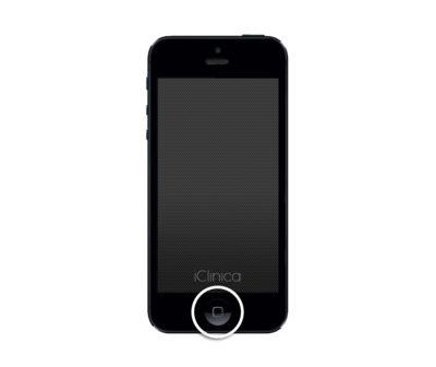 wymiana home iphone 5