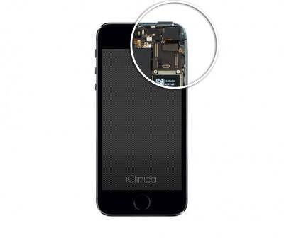 Wymiana tylnego aparatu iPhone 5S / SE