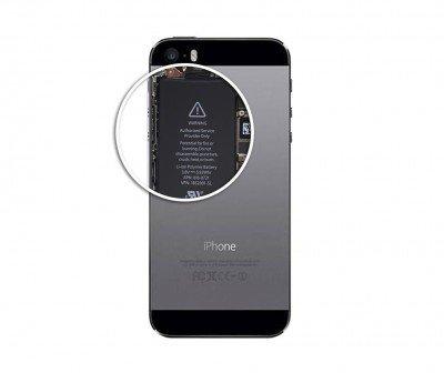 Wymiana baterii iPhone 5S / SE