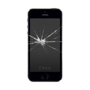 Wymiana zbitej szybki iPhone 5S
