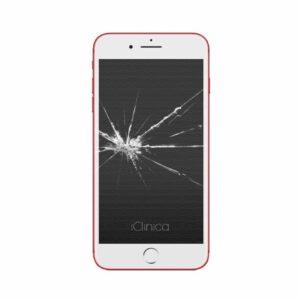 Wymiana zbitej szybki iPhone 7 Plus