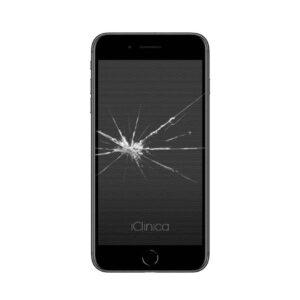 Wymiana zbitej szybki iPhone 8 Plus