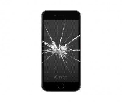 Wymiana zbitej szybki iPhone 6S Plus