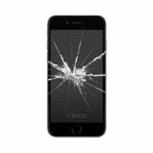 wymiana zbitej szybki iphone 6 plus