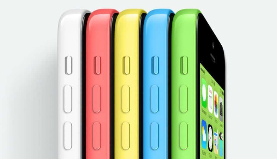 Czyżby iPhone 8S/iPhone 9 kolorystycznie miał przypominać iPhone 5C?