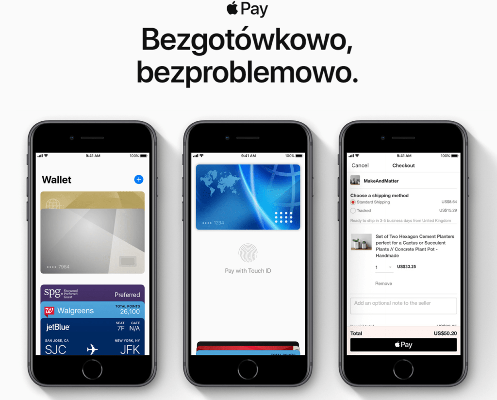 apple pay polska