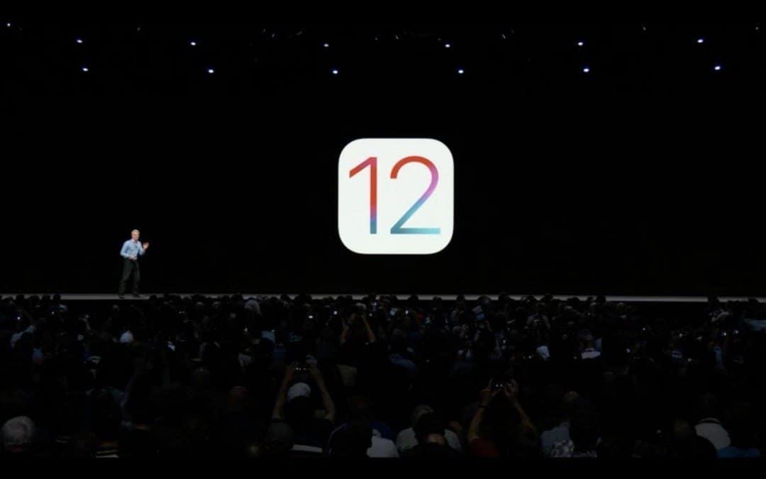WWDC 2018 – co nowego w iOS 12?