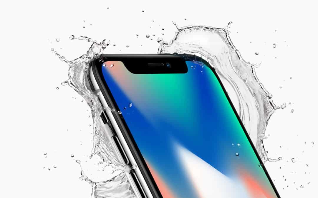 iPhone X wytrzymał dwa tygodnie pod wodą?!